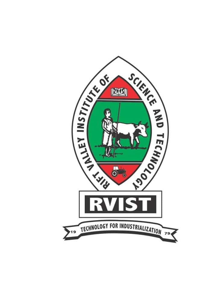 Courses offered at Rift Valley Institute of Science and Technology