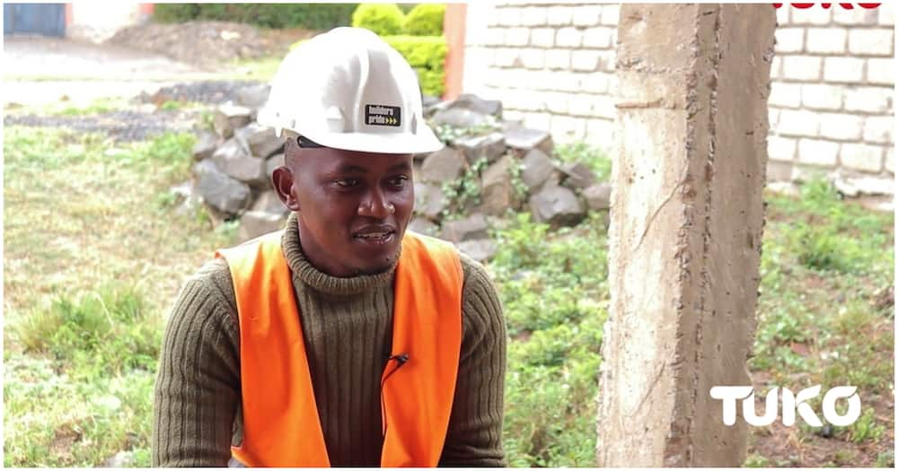 Exclusive: The inspiring story of Joseph Njuguna who rose from Nairobi streets to become engineer