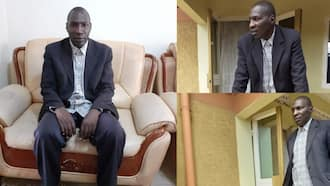 Tears as Nairobi man gets back his job one year after fighting with his Indian boss