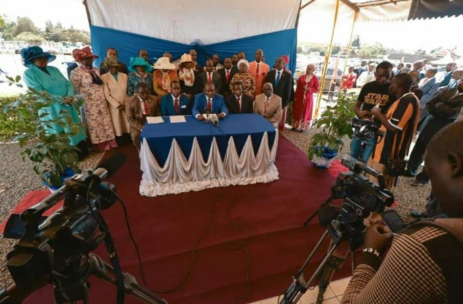 Controversial Prophet David Owuor asks for meeting with Uhuru Kenyatta