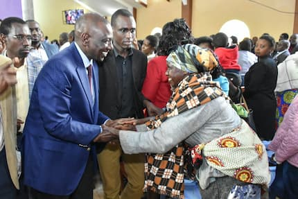 Countrywide tours set to continue because I am the DP - Ruto tells Mudavadi