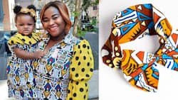 Ghanaian Baby Launches Hair Bow Line Business on Her 1st Birthday