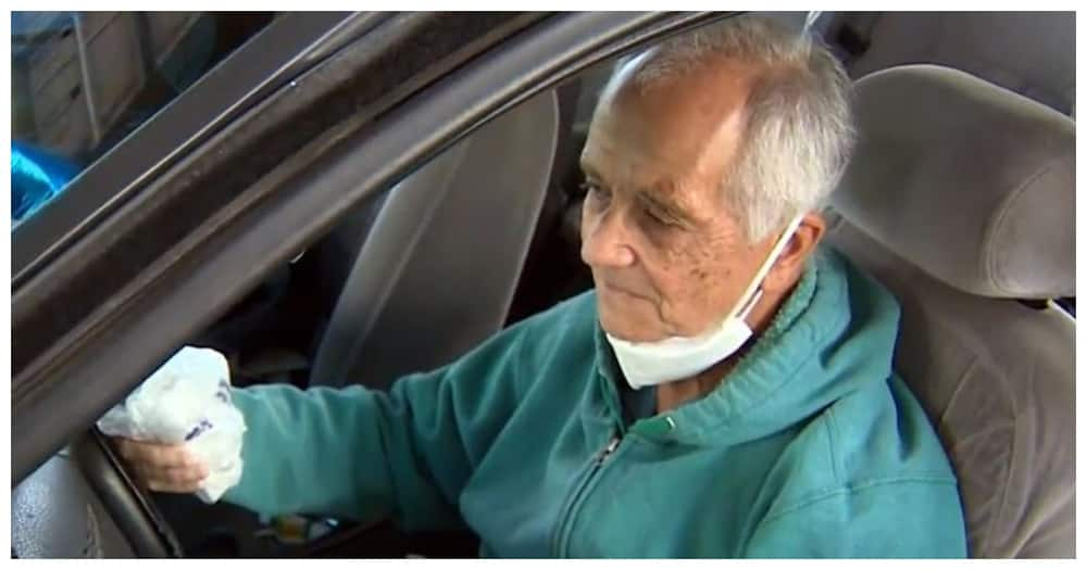 77-year-old teacher living in car receives KSh 2.9M from former students