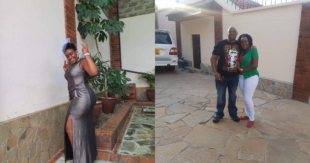 Philomena Njeri and Jonathan Mukundi.