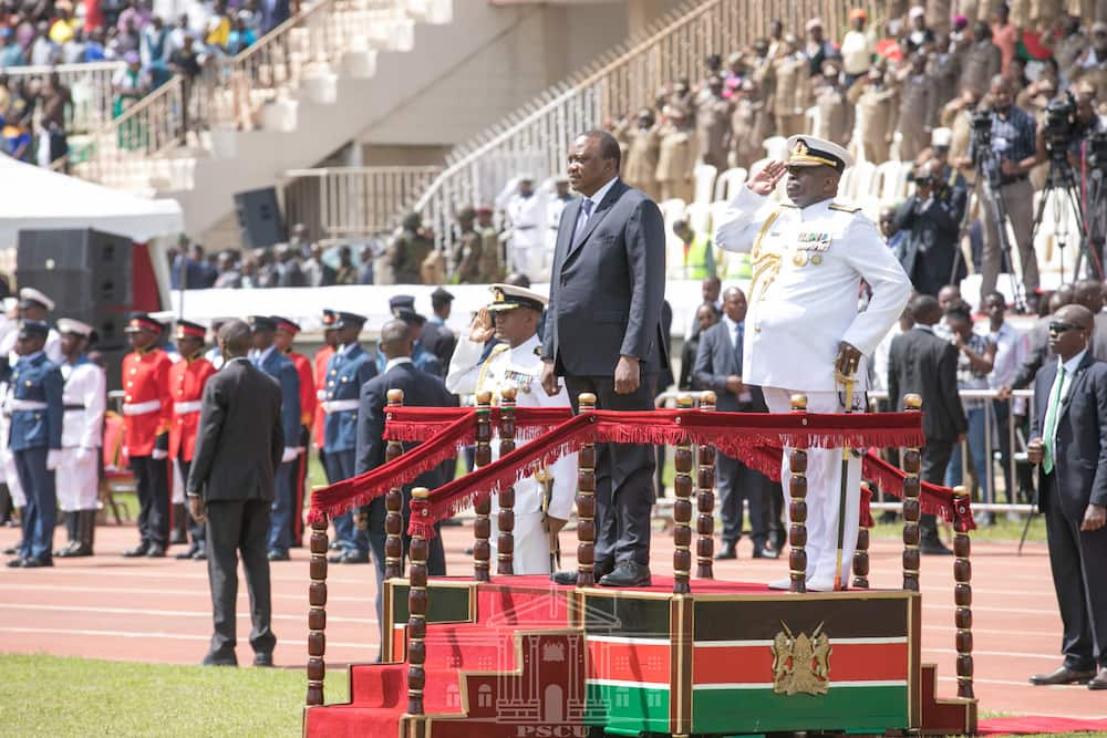 Kenyans differ with Uhuru over his lecture on conflict of interest