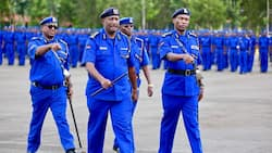 Huduma ya Polisi kwa Taifa yatangaza mabadiliko katika vyeo vya maafisa