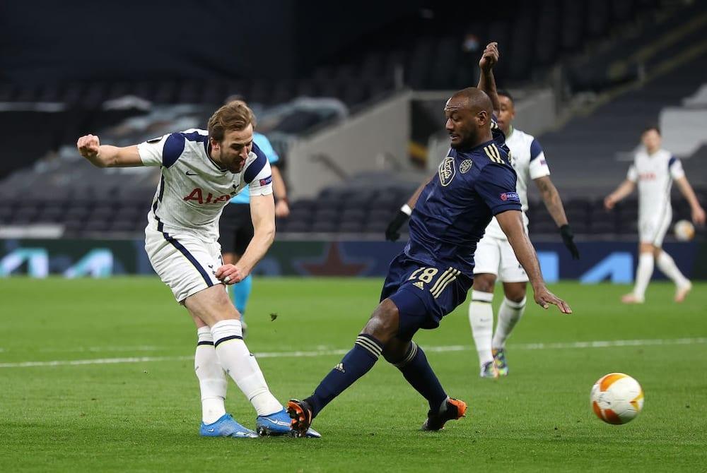 Harry Kane scores twice as Tottenham Hotspur beat tough Europa League opposition at White Hart Lane