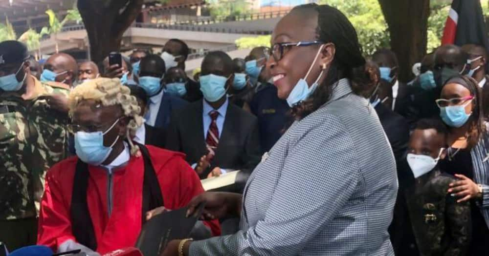 Anne Kananu takes over as Nairobi acting governor
