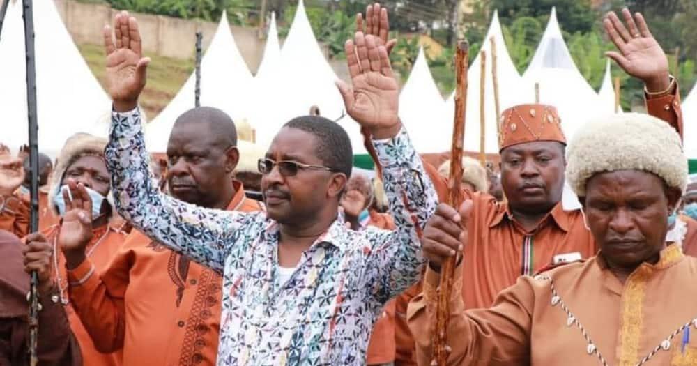 Kinyang'anyiro 2022: Kiti Anachokalia Mwangi wa Iria huko Murang'a Chawavutia wengi Wanaotaka Kumrithi