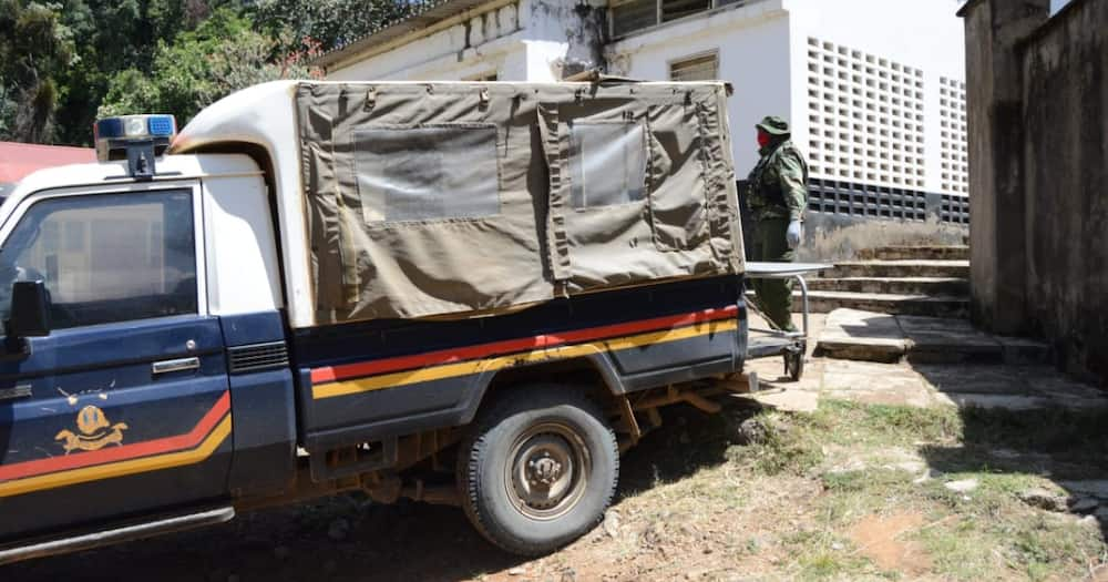 Police recover 6 bodies of smartly dressed men with gunshot wounds in Baringo