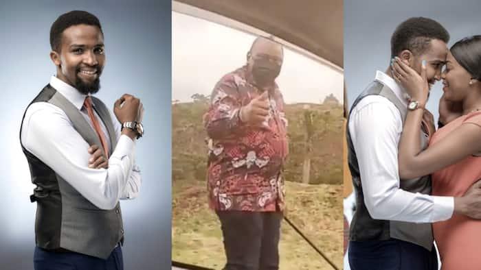 Pascal Tokodi Recalls Moment He Bumped Into Uhuru Kenyatta Near State House, Playing Nelson on Selina