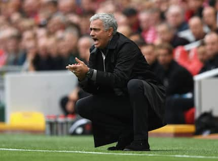 Man United manager Jose Mourinho 'to be sacked soon' after Liverpool defeat