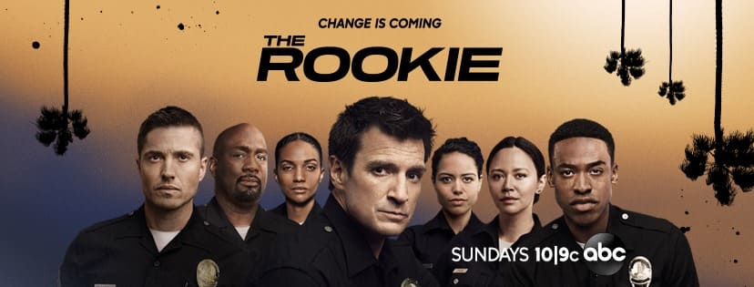 The Rookie cast