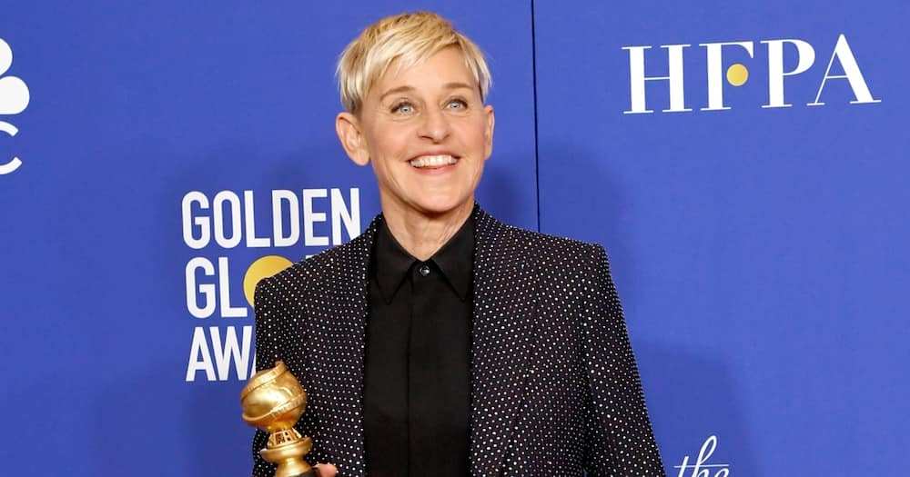 """Ellen DeGeneres details how she learnt she tested positive for COVID-19: """"Everyone around me ran away"""""""
