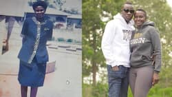 Esther Musila Shares TBT Photo of Herself Back when Lover Guardian Angel Was Still 2-Years-Old