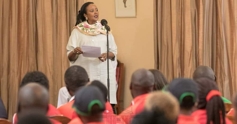 Elias Kiptum: CS Amina Says Kenya Has Been Victim of False Doping Claims, Lauds Dci's Intervention