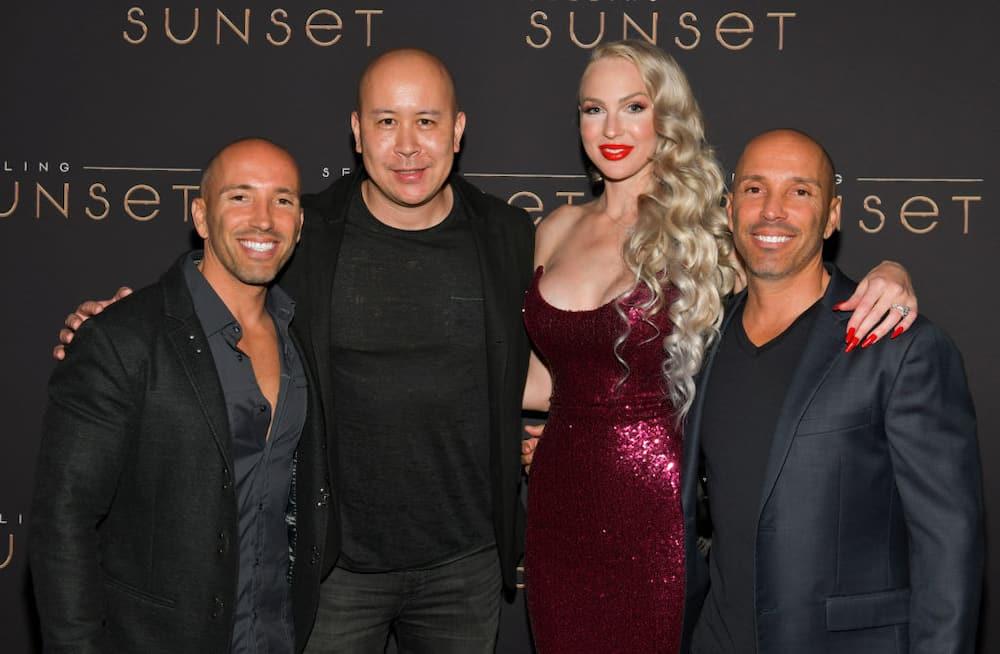 Selling Sunset cast net worth