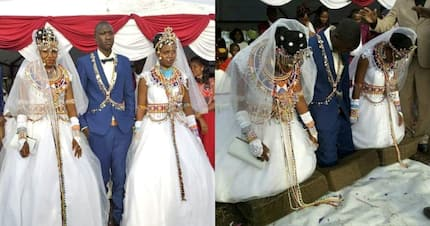 I wedded two wives to show my love for them - Kajiado man explains his motivation
