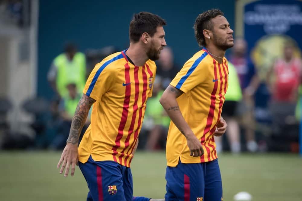 Neymar shuns Lionel Messi, wants PSG to sign Cristiano Ronaldo