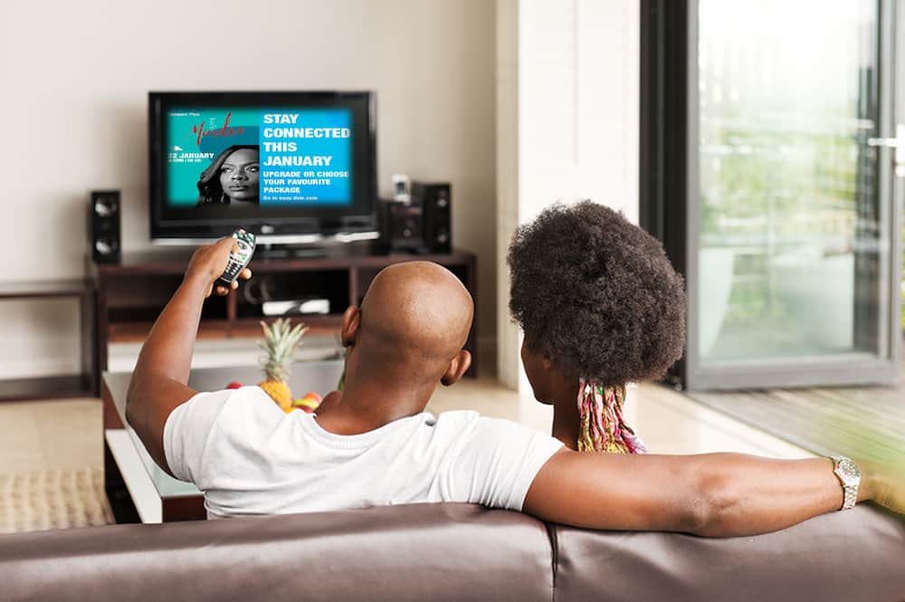 DStv packages and their channels