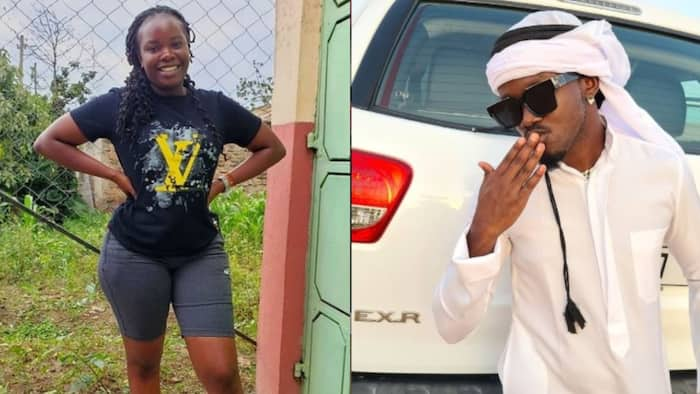 """Yvette Obura Speaks After Bahati's Apology: """"Normalise Not Hurting Other People"""""""