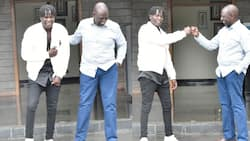 William Ruto partners with Willy Paul to promote Kenya's creative industry