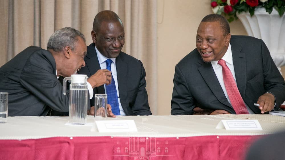 BBI is not about me, Raila or Ruto but for all Kenyans – Uhuru