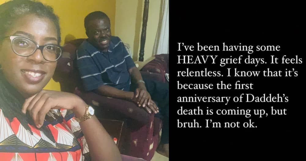 """BBC's Ciru Muriuki Says Things Aren't Getting Easier as She Grieves Late Dad: """"God I Miss Him"""""""