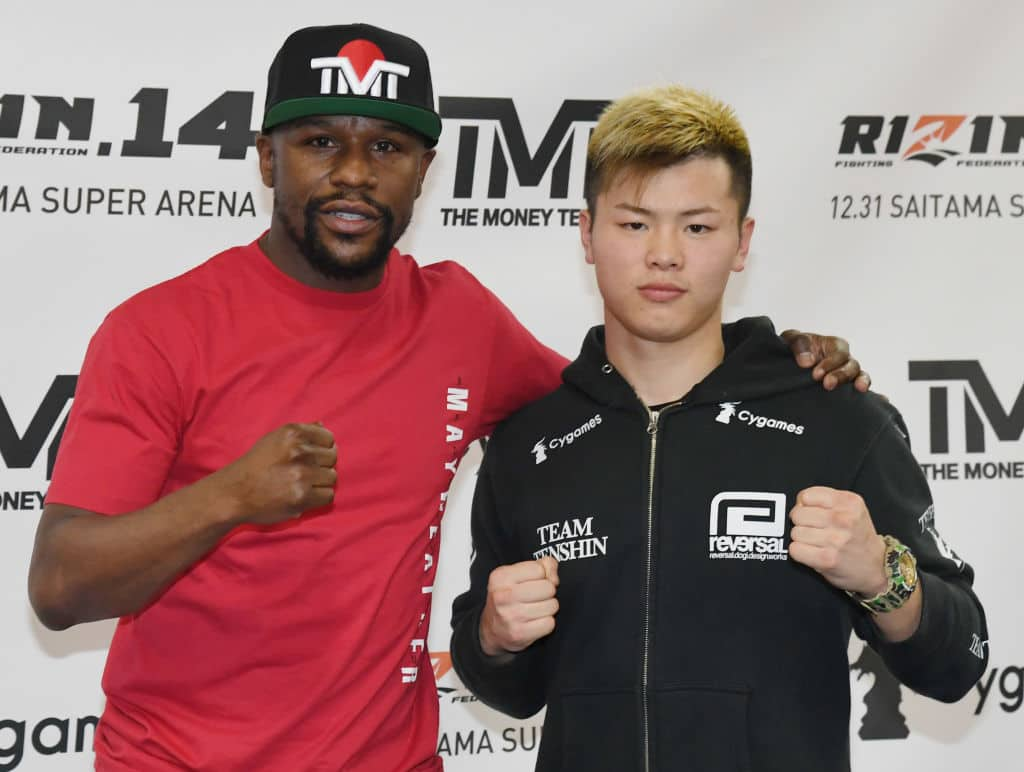 Mayweather set to come out of retirement to fight kick-boxer