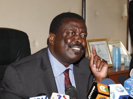 Mudavadi's condolence to families of dusitD2 attack victims angers section of Kenyans