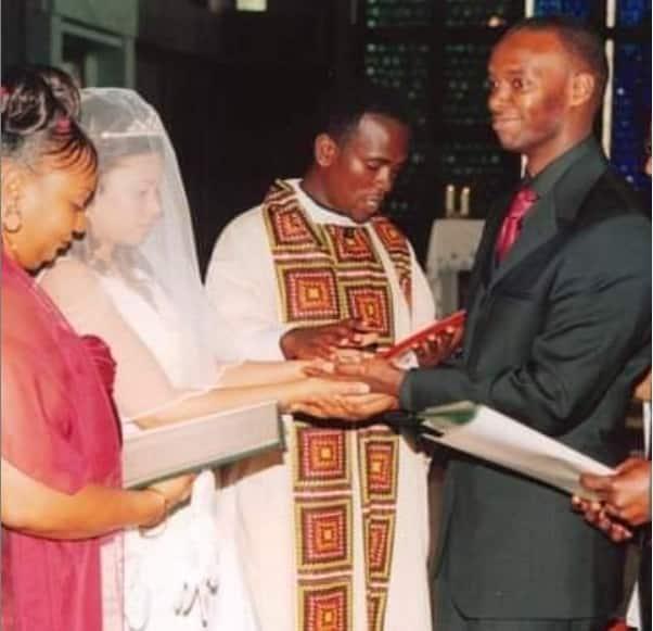 Julie Gichuru celebrates 17th anniversary with beautiful photo of her wedding day