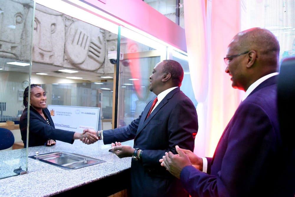 Internship in Kenya banks