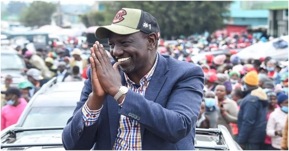 William Ruto Postpones all His Public Rallies in Adherence to COVID-19 Protocols