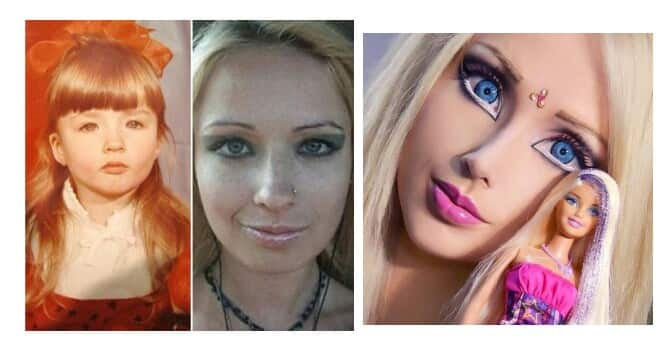 Incredible photos of the human Barbie that will amaze you