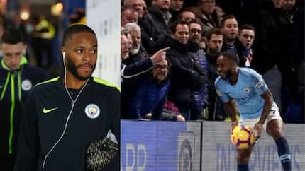 Chelsea suspend 4 fans after alleged racist abuse toward Man City's Raheem Sterling