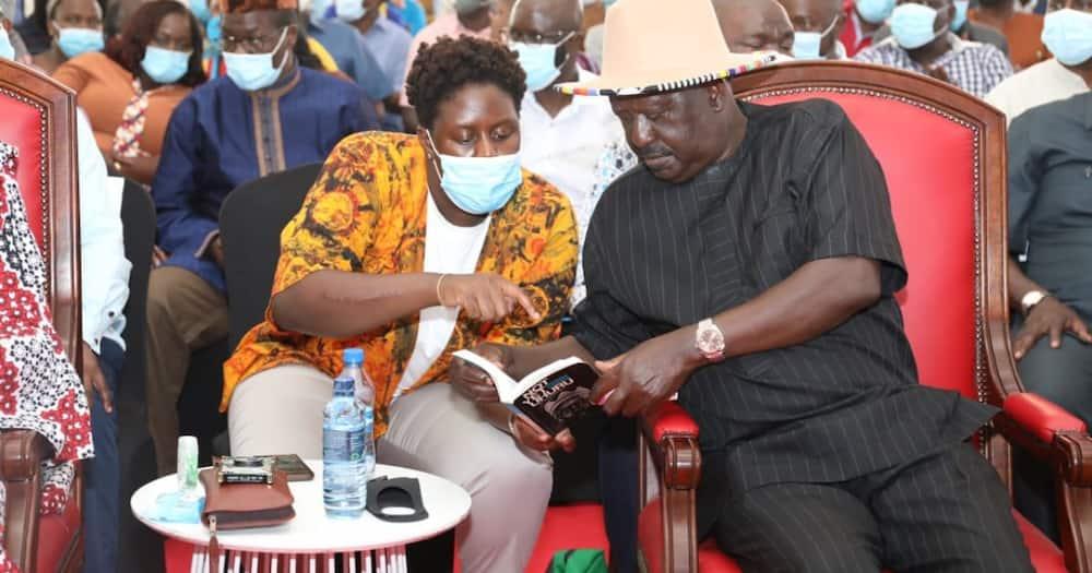 Winnie Odinga: Raila ni Baba Yenu Zaidi Kuliko Alivyo Baba Yangu Mimi