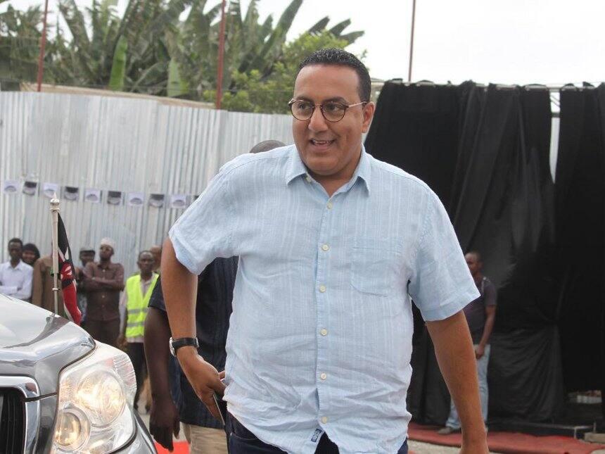 Najibu Balala.