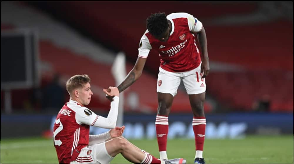 Popular Nigerian Musician Blames Father for Making Entire Household Fans of Premier League Club Arsenal