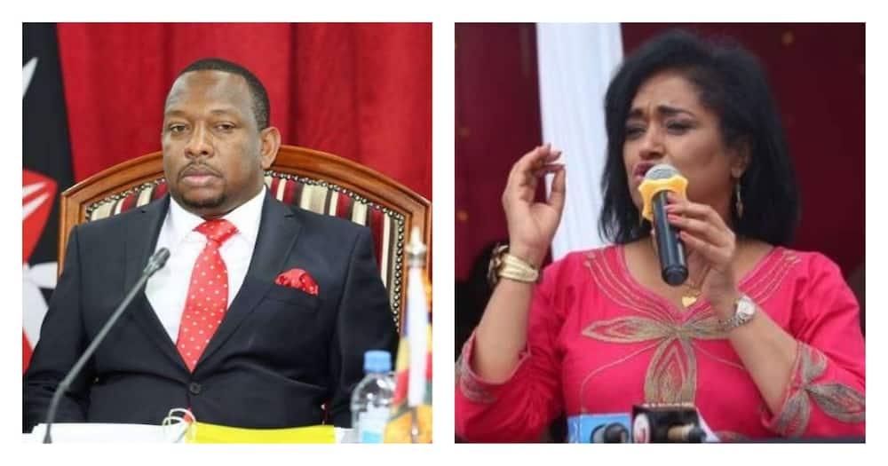 Esther Passaris says Mike Sonko failed Nairobi by focusing on his rescue team