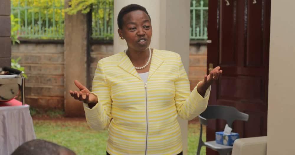 DP Ruto akosa kumtumia Mama Rachael ujumbe wa Happy Birthdei
