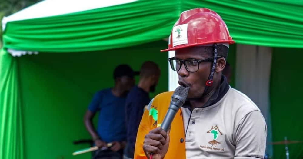 Former Tahidi High Actor Kibunja spoke on life after the pandemic hit.