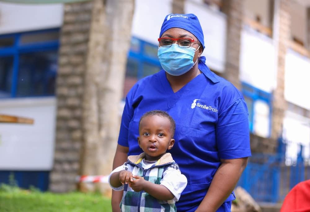 Dr Amanda Nang'andu: Zambia's first female plastic surgeon