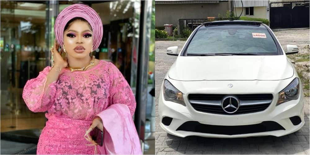 Bobrisky shares his plan for his birthday.