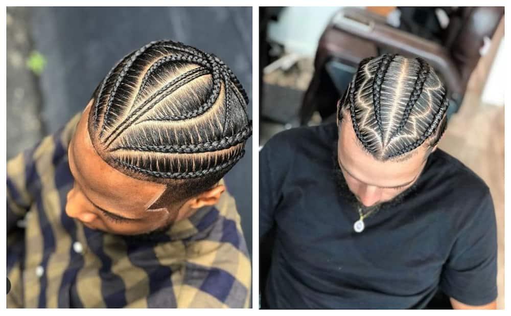 allen iverson braids style