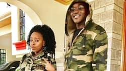Peace at Last: Saumu Mbuvi Wishes Estranged Baby Daddy Happy Birthday on IG Post
