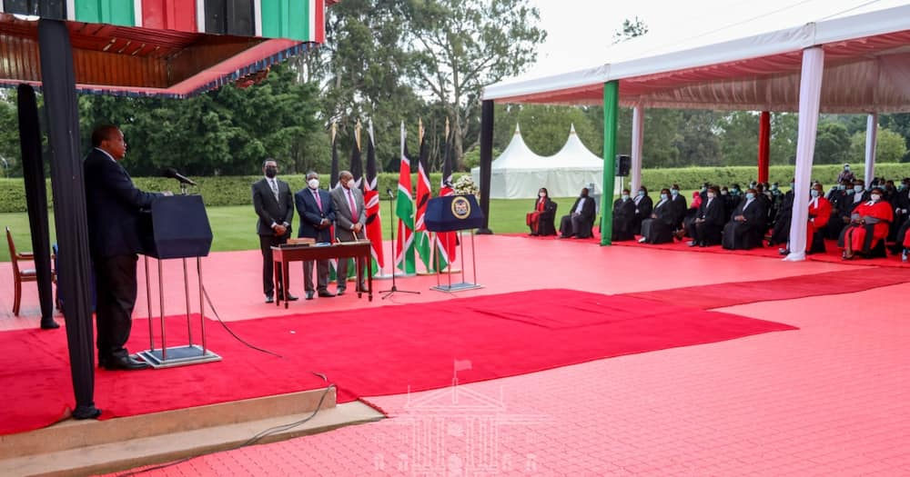 You're Setting a Very Bad Precedent, Judges and Magistrates Association Slams Uhuru