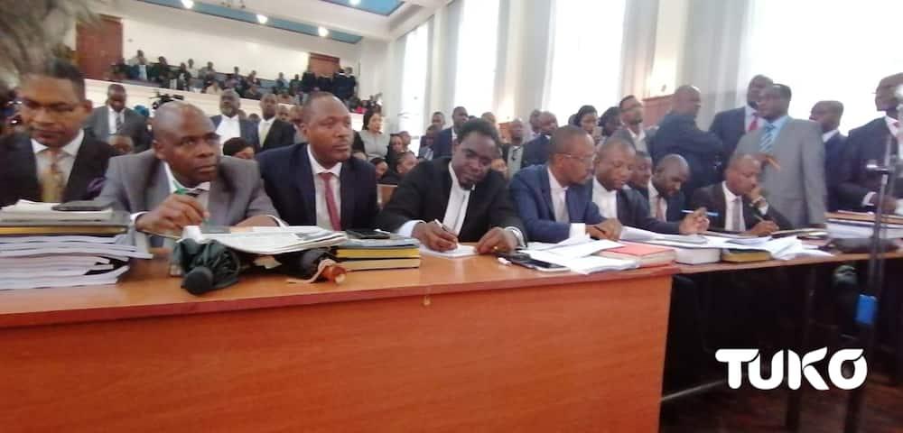 Kenyans question senators Murkomen, Mutula's motive in representing Governor Mike Sonko in court