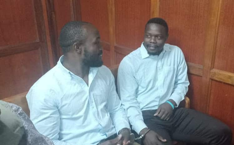 Rugby players Alex Olaba, Frank Wanyama granted KSh 300k cash bail