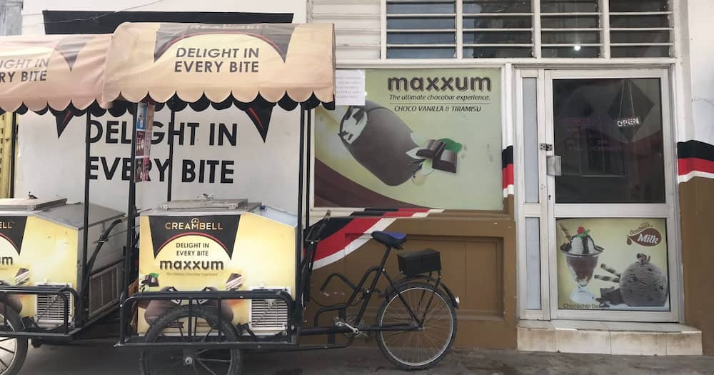 Malindi man ridiculed for vending ice cream after university now owns shop, to open restaurant
