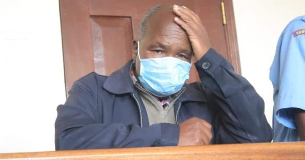 Stephen Wang'ondu: Nyeri Man Accused of Killing Son Released on KSh 1M Bond
